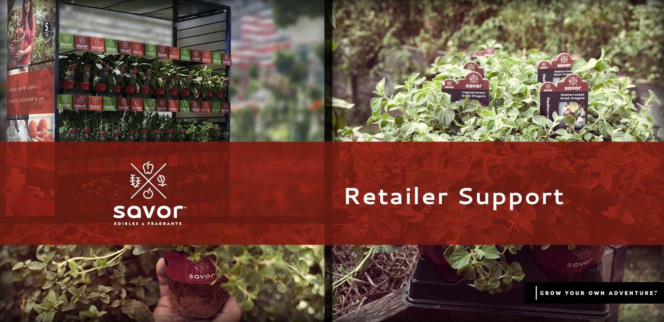 Retailer Support