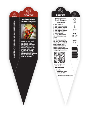 Snap-off Tags